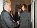 LPK Jahresempfang 2014 mit Grünen-Chefin Müller und Fraktions-Chef Suhr