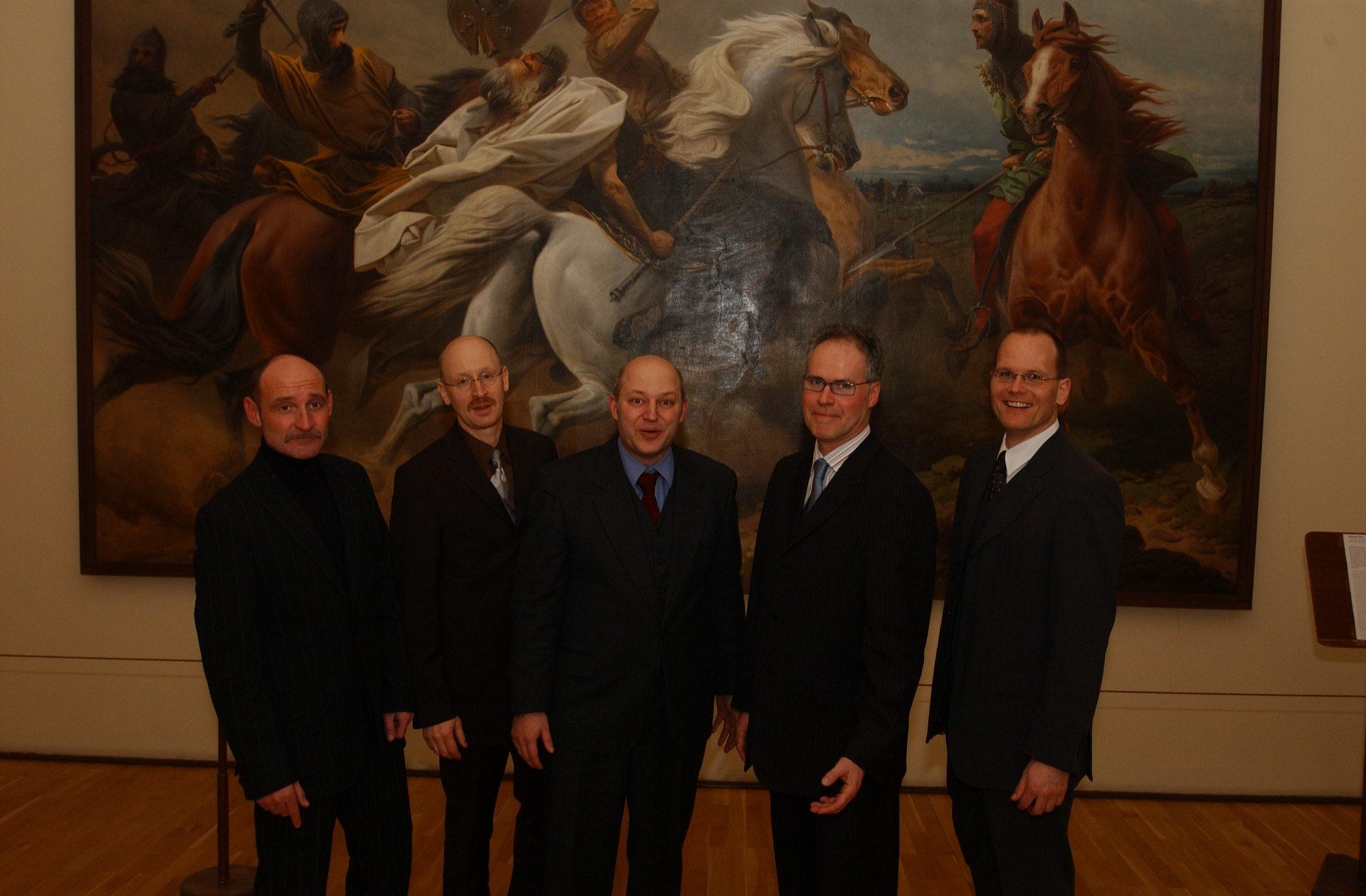 LPK-Vorstand 2005