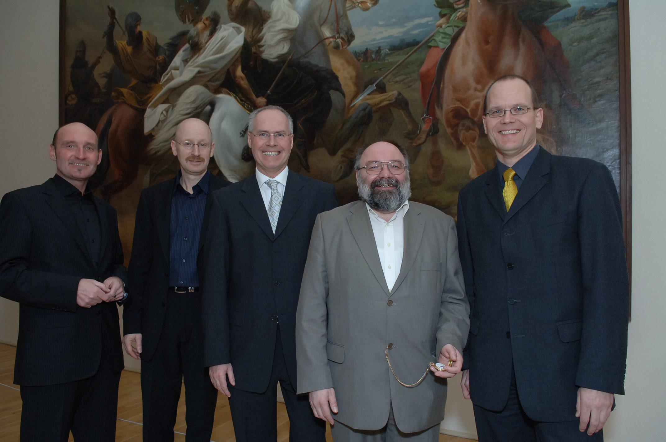 LPK-Vorstand 2009
